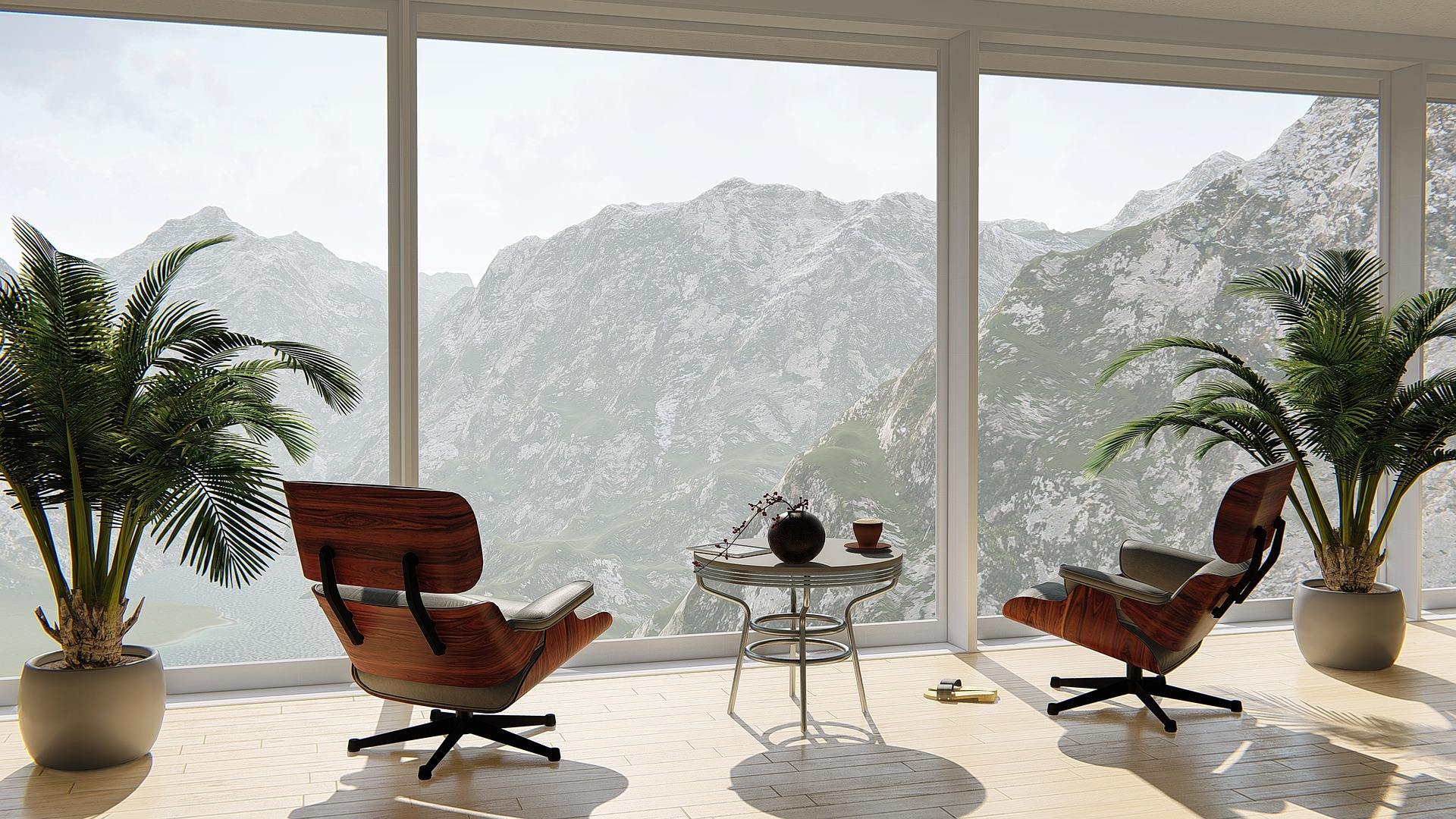 Apartament w górach